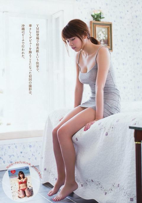 久松郁実完璧ボディが過激さを増しております^^
